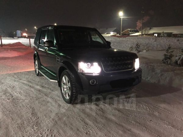 Land Rover Discovery, 2014 год, 1 960 000 руб.