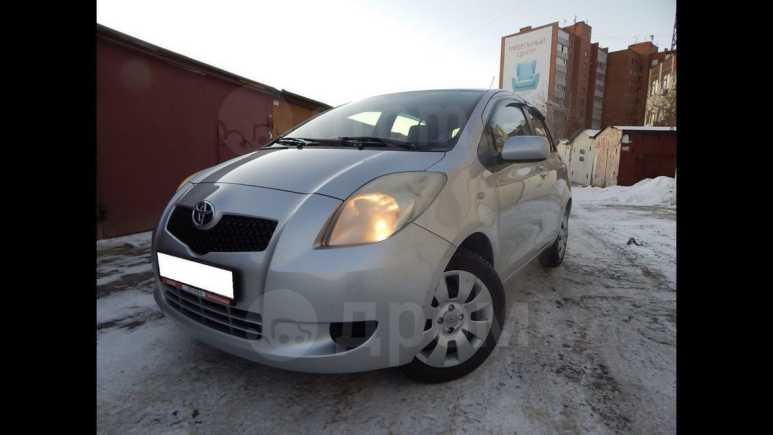 Toyota Yaris, 2007 год, 400 000 руб.