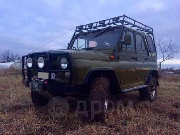 УАЗ 3151, 1992 год, 399 000 руб.