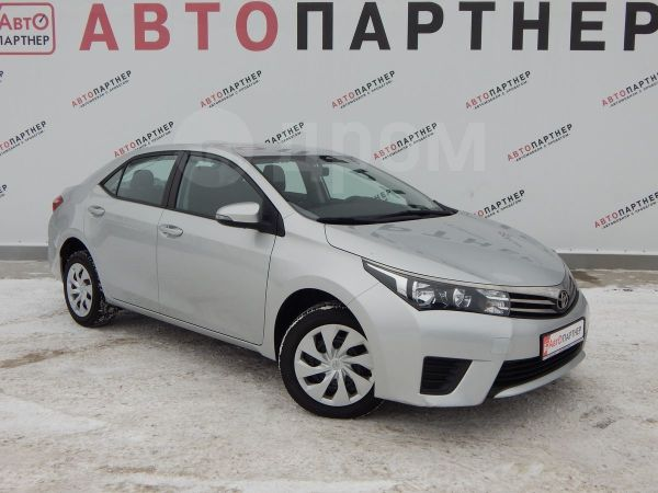Toyota Corolla, 2016 год, 805 000 руб.