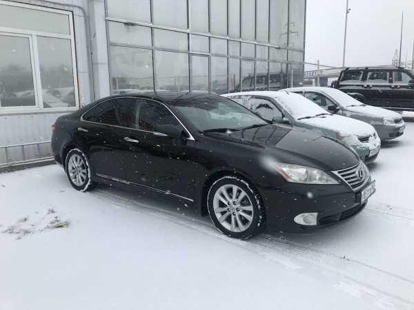 Lexus ES350, 2010 год, 790 000 руб.
