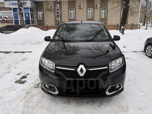 Renault Sandero, 2017 год, 605 000 руб.