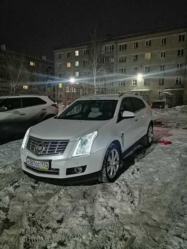Cadillac SRX, 2013 год, 1 090 000 руб.
