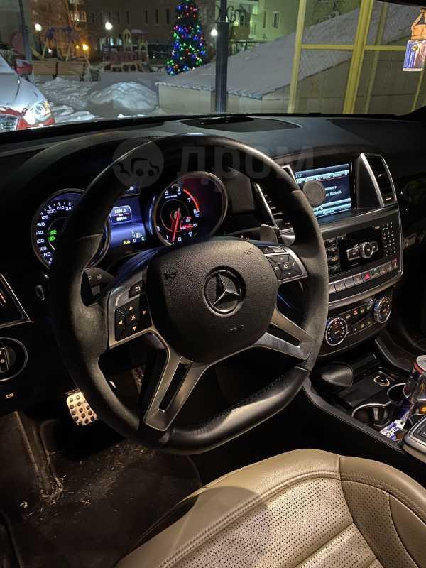 Mercedes-Benz M-Class, 2014 год, 2 199 999 руб.