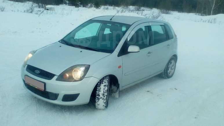 Ford Fiesta, 2007 год, 199 999 руб.