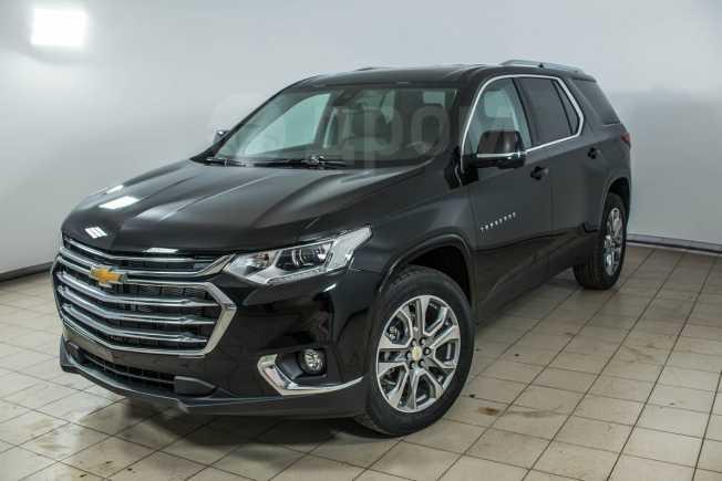 Chevrolet Traverse, 2018 год, 3 305 000 руб.