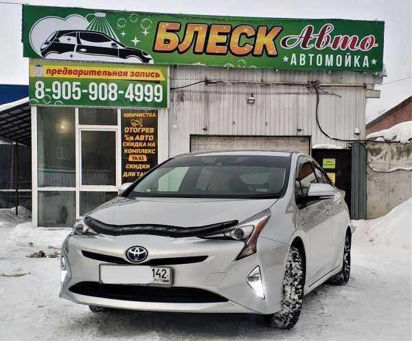 Toyota Prius, 2016 год, 1 400 000 руб.