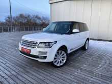 Челябинск Range Rover 2014