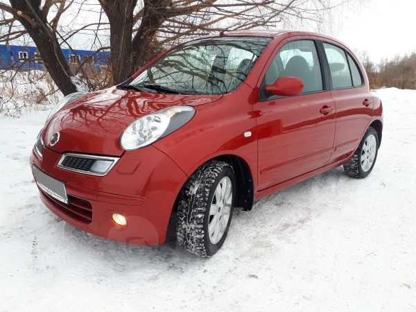 Nissan Micra, 2009 год, 355 000 руб.