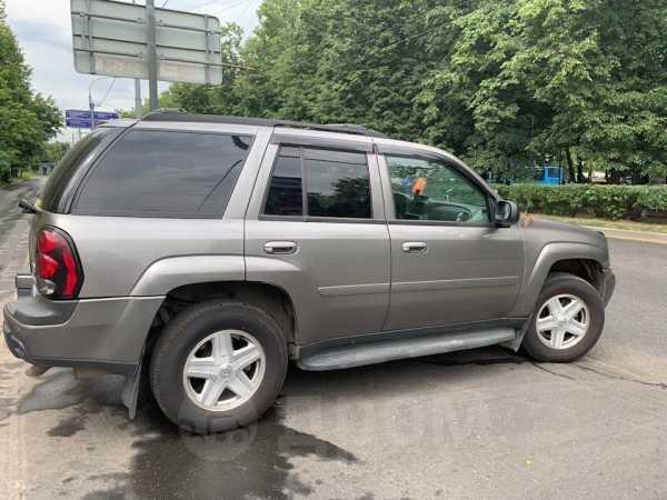 Chevrolet TrailBlazer, 2006 год, 615 000 руб.
