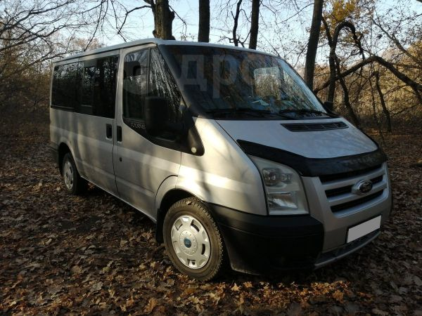 Ford Tourneo Custom, 2008 год, 700 000 руб.