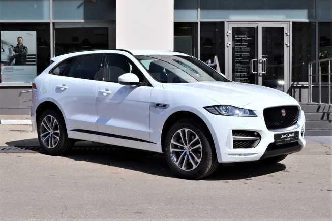 Jaguar F-Pace, 2019 год, 4 507 000 руб.