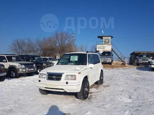 Suzuki Escudo, 1997 год, 348 000 руб.