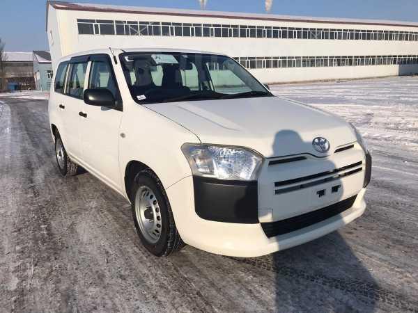 Toyota Probox, 2015 год, 490 000 руб.