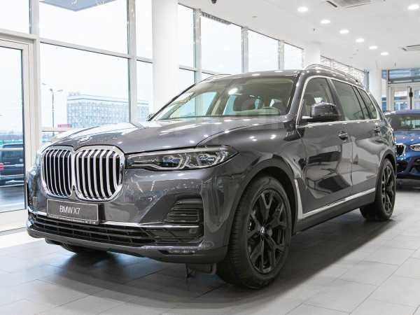 BMW X7, 2019 год, 7 076 930 руб.