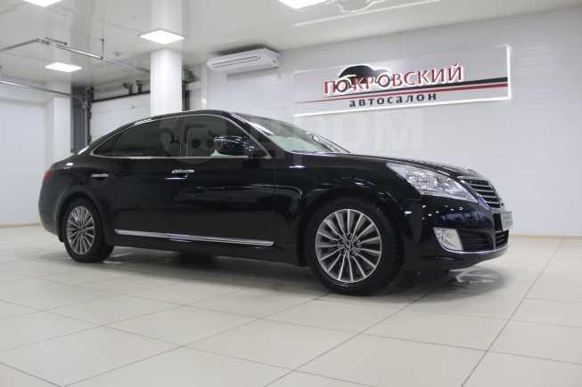 Hyundai Equus, 2014 год, 990 000 руб.