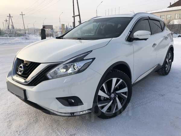 Nissan Murano, 2019 год, 2 475 000 руб.