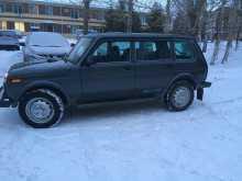 Челябинск 4x4 2131 Нива 2015