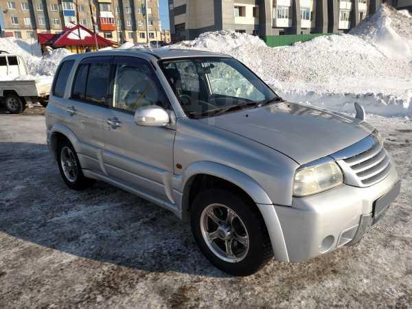 Suzuki Escudo, 2004 год, 645 000 руб.