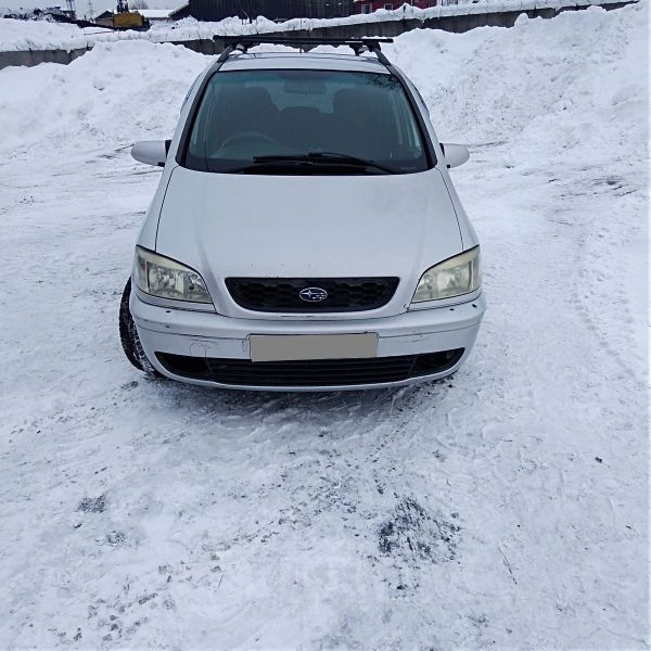 Subaru Traviq, 2001 год, 220 000 руб.