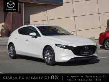 Владивосток Mazda3 2019