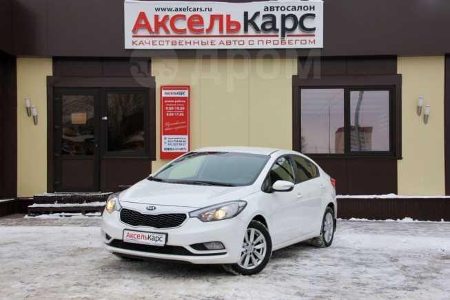Kia Cerato, 2015 год, 780 000 руб.