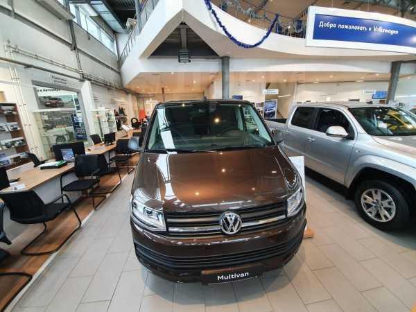 Volkswagen Multivan, 2019 год, 3 000 000 руб.