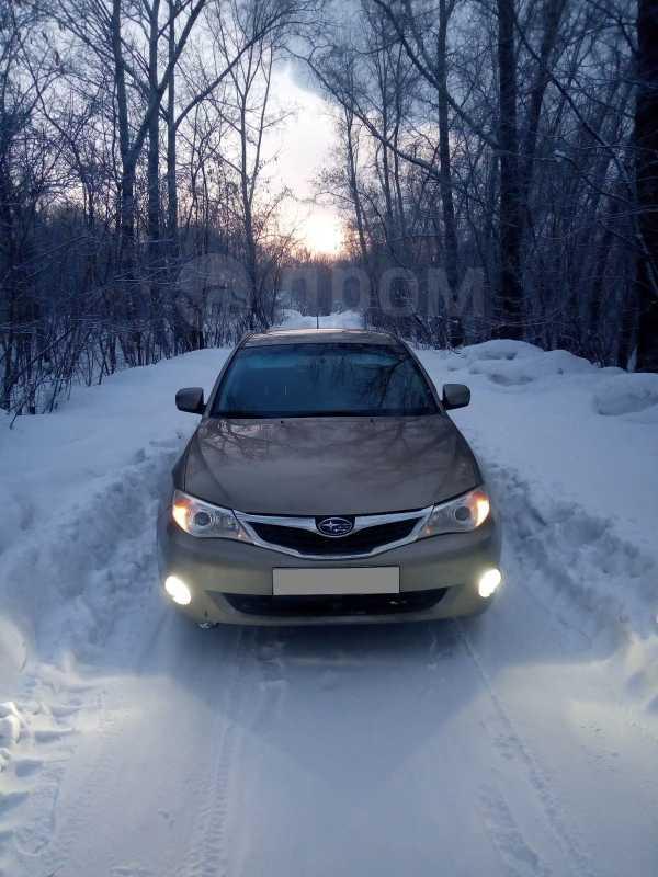 Subaru Impreza, 2008 год, 344 444 руб.