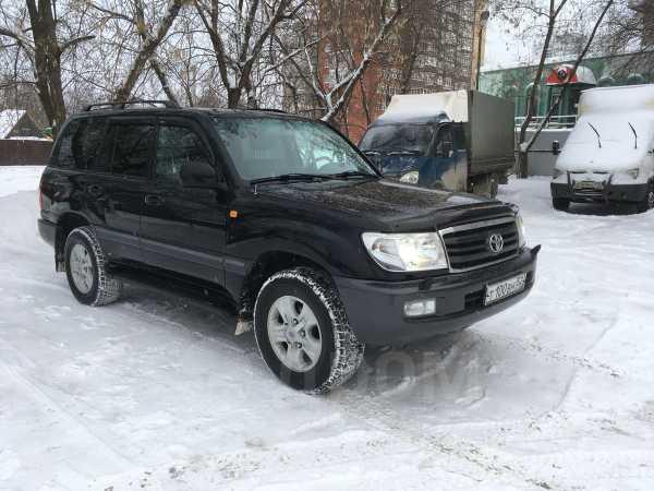 Toyota Land Cruiser, 2007 год, 1 199 500 руб.