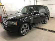 Омск Range Rover 2009