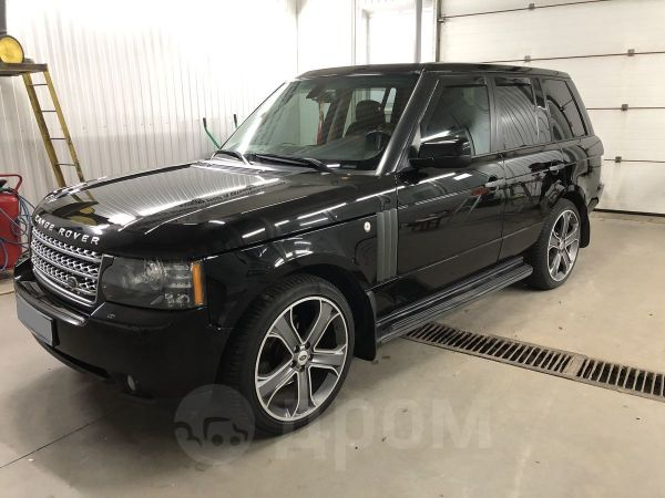 Land Rover Range Rover, 2009 год, 1 280 000 руб.