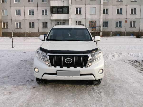 Toyota Land Cruiser Prado, 2015 год, 2 570 000 руб.