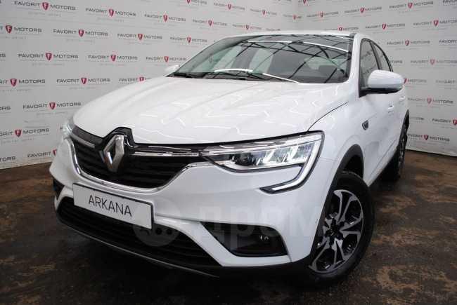Renault Arkana, 2019 год, 1 388 970 руб.