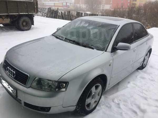 Audi A4, 2002 год, 180 000 руб.