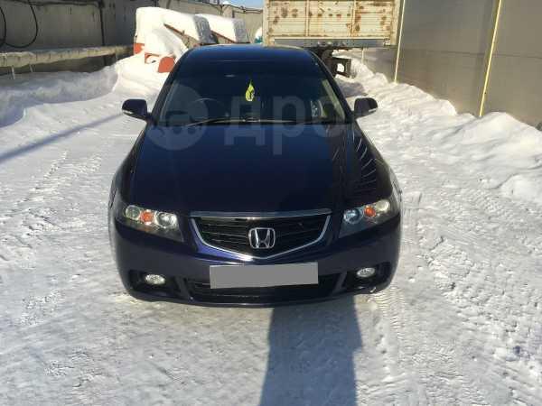 Honda Accord, 2004 год, 420 000 руб.