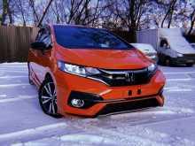 Москва Honda Fit 2017