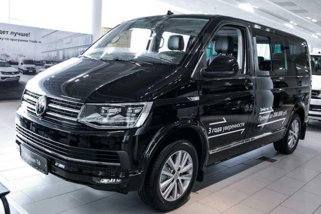 Volkswagen Multivan, 2019 год, 5 457 254 руб.
