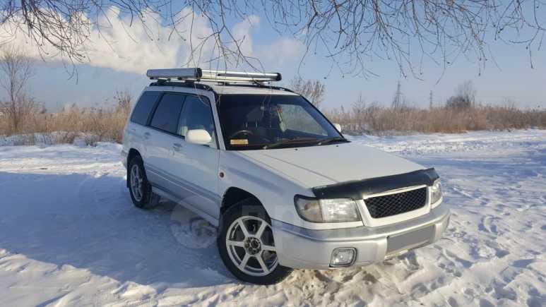 Subaru Forester, 1998 год, 310 000 руб.