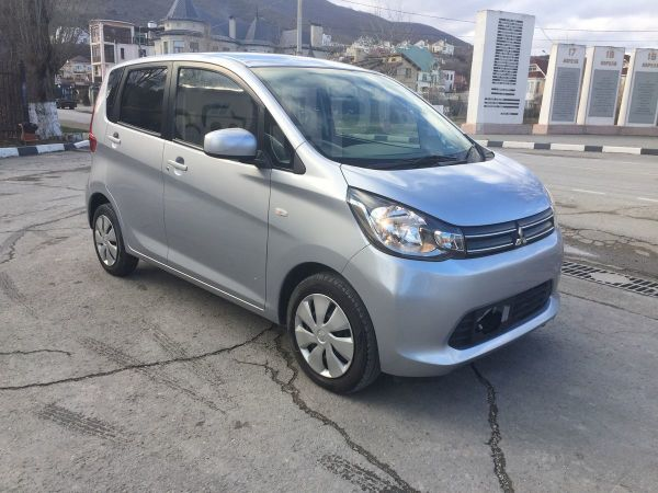 Mitsubishi eK Wagon, 2016 год, 480 000 руб.