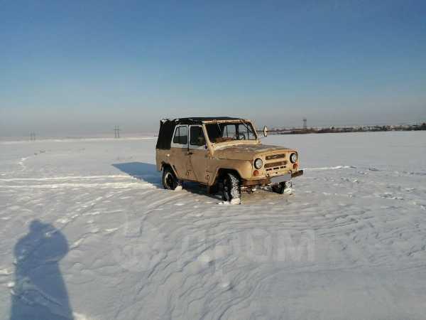 УАЗ 469, 1977 год, 85 000 руб.