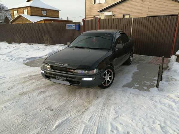 Toyota Corolla, 1992 год, 210 000 руб.