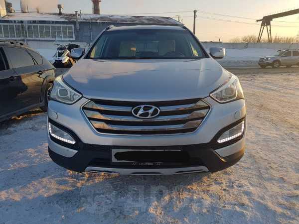 Hyundai Santa Fe, 2012 год, 1 275 000 руб.