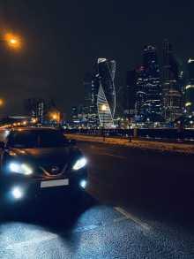 Москва Qashqai 2014