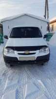 Chevrolet Niva, 2017 год, 530 000 руб.