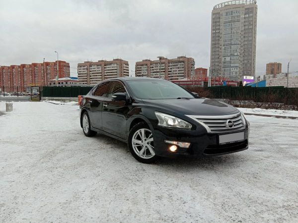 Nissan Teana, 2015 год, 960 000 руб.