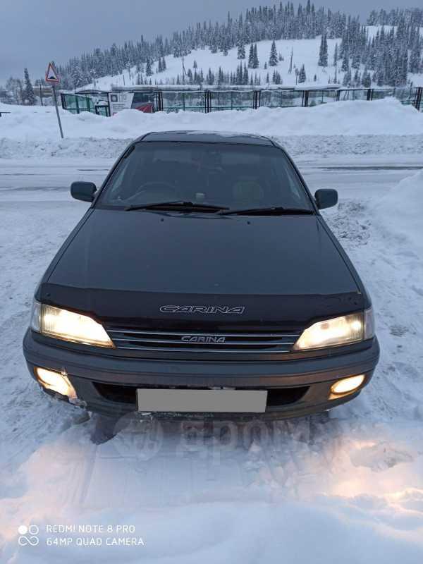 Toyota Carina, 1997 год, 130 000 руб.