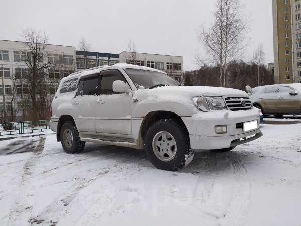 Toyota Land Cruiser, 2001 год, 880 000 руб.