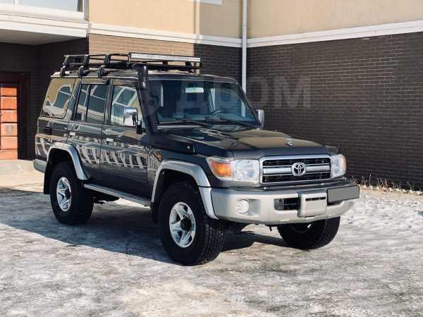Toyota Land Cruiser, 2011 год, 2 280 000 руб.