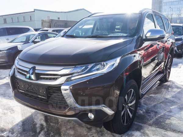 Mitsubishi Pajero Sport, 2019 год, 2 460 000 руб.
