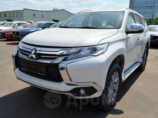 Mitsubishi Pajero Sport, 2019 год, 2 465 000 руб.